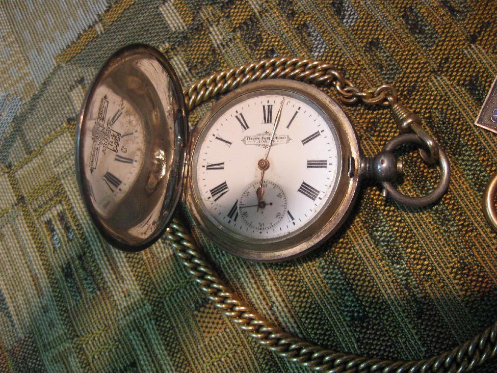 Фото 21 – часы с деревянным механизмом умельцев из династии бронниковых.