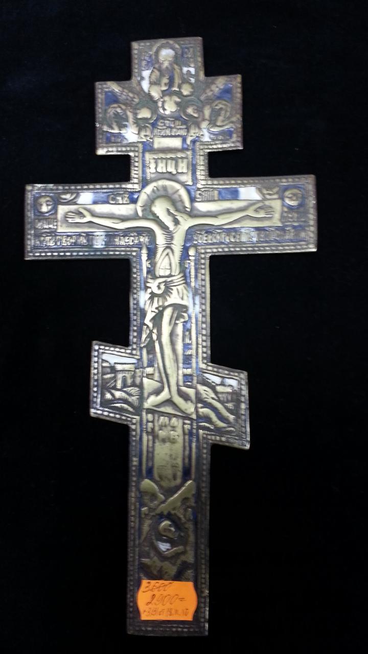 Крест старинный фото окровавленная монета